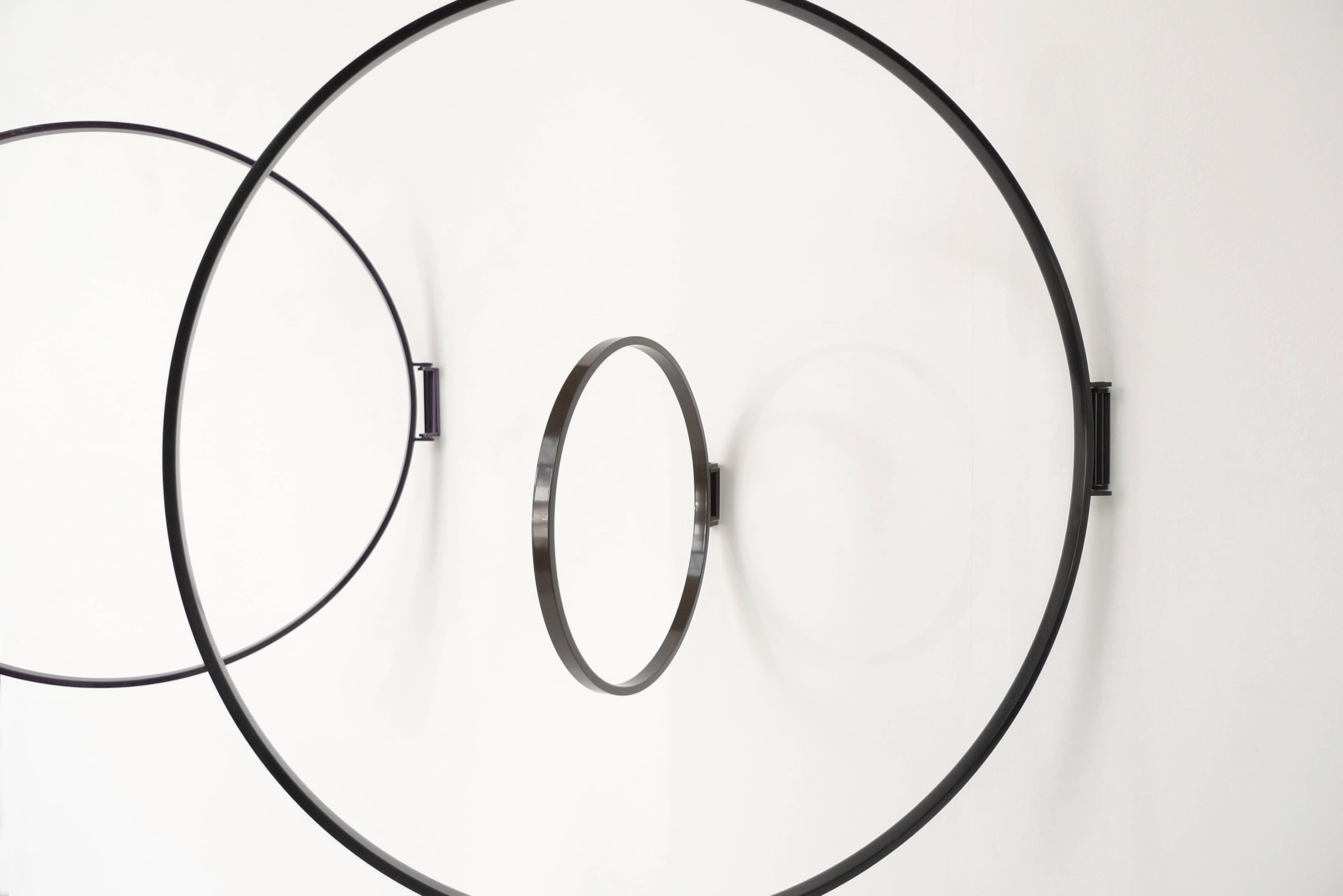ringe-atelier haussmann-berlin design- Wandobjekt-Garderobe- Zascho Petkow-