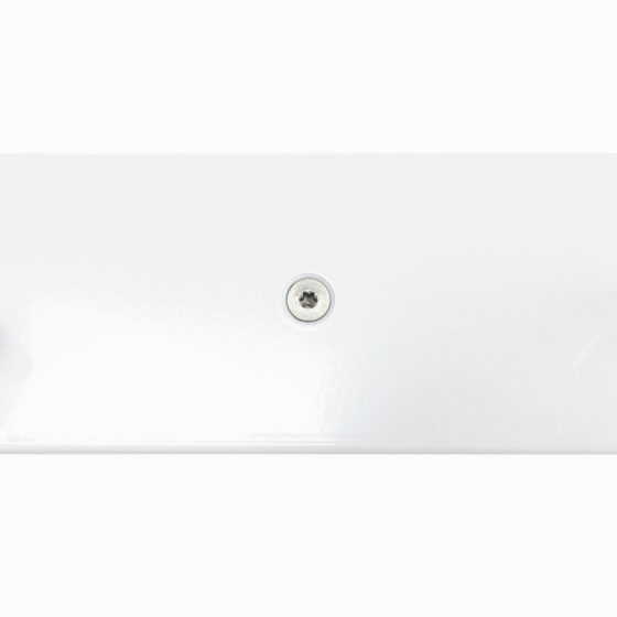 AtelierHaussmann-Hellogoodbye Garderobe weiss pulverbeschichted / Hellogoodbye coat rack powder coated white