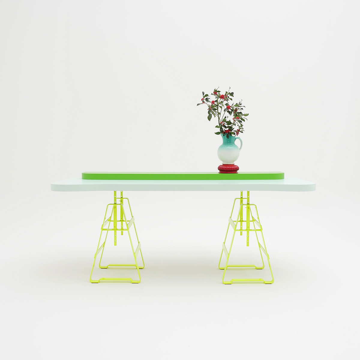 Lackaffe-Atelierhaussmann- neon