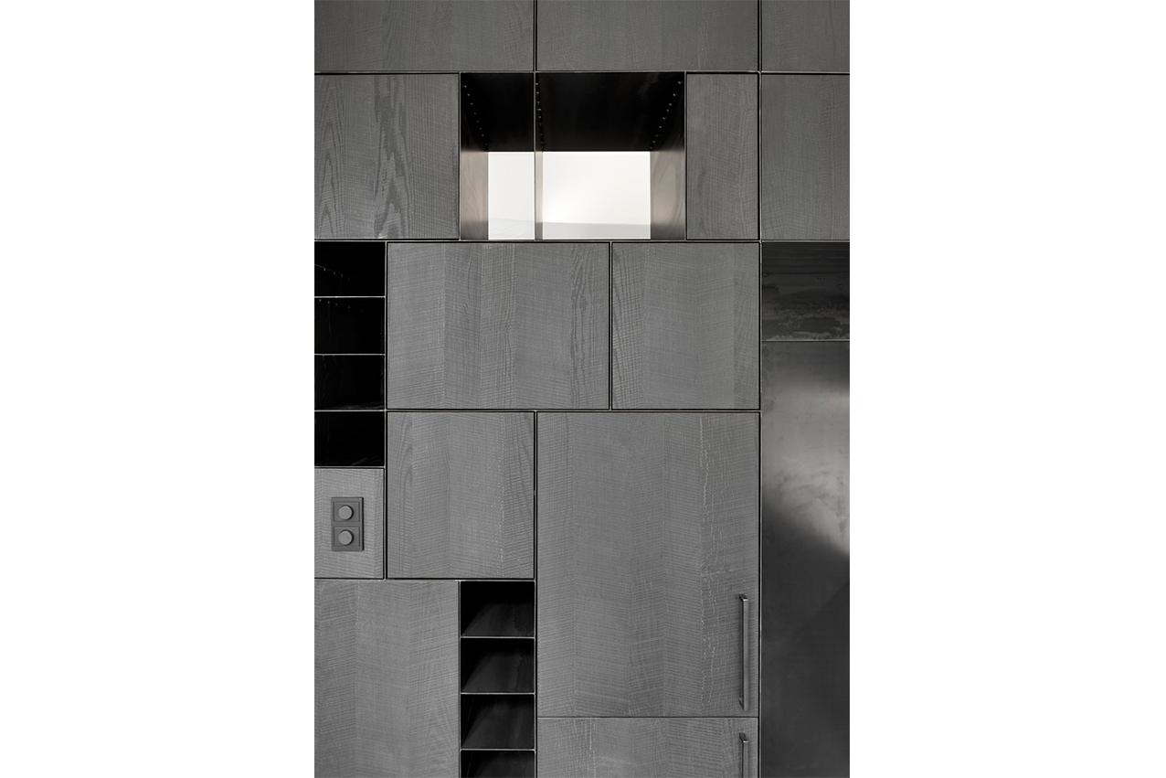 Innenausbau nach entwurf vom Architecturbüro Buchner +Wienke