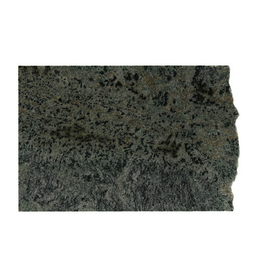 PETITE TABLE D'ANGLE von Hervé Humbert für Atelier Haussmann, Beistelltisch mit Marmor Reststück, Stein 035