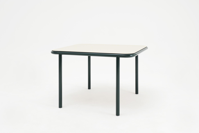 Bologna Stahl Tisch Atelier Haußmann