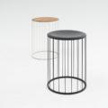 Spring stool-Atelier Haussmann 4