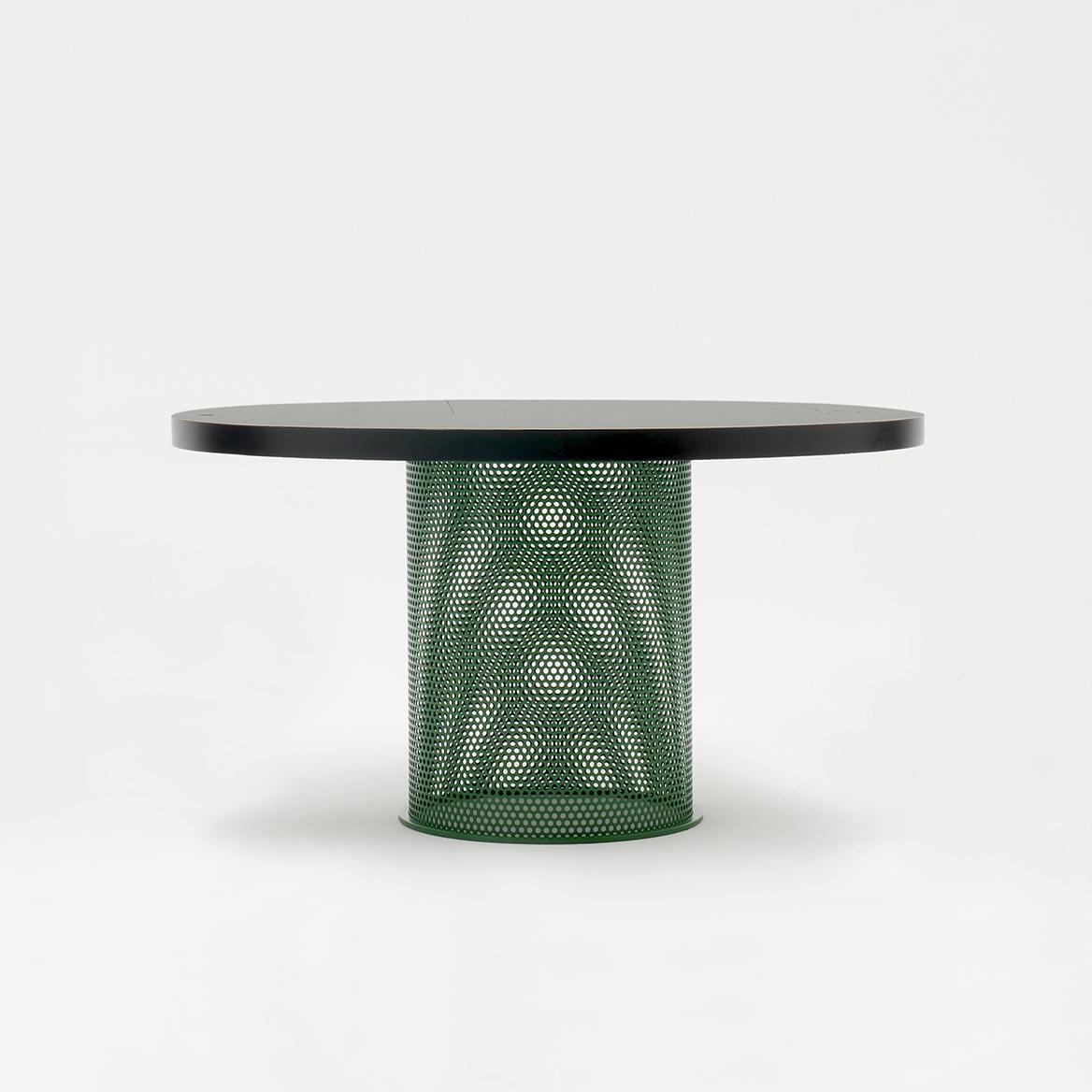 AtelierHaussmann-Tisch LEIPZIG-Tischplatte Zascho Petkow